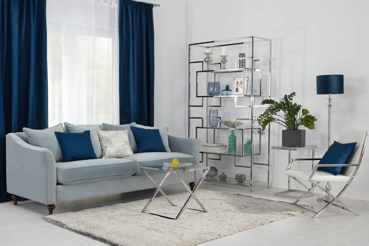 Projekty,  Salon zaprojektowane przez Dekoria GmbH