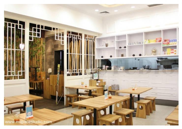 Cafe Wakaka:   by Inspace Studio