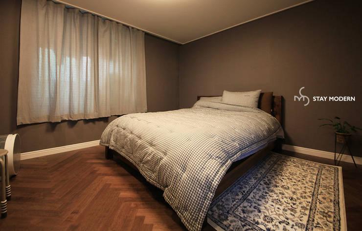 스테이 모던 (Stay Modern):  tarz Yatak Odası