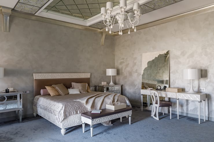 Phòng ngủ by Студия дизайна Светланы Исаевой
