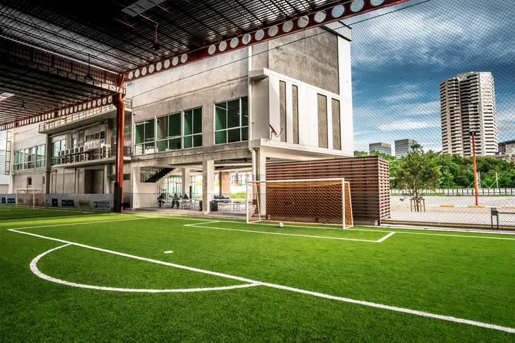 คลับเฮ้าส์ ซอคเกอร์โปรบางนา:  Stadiums by โอเบ เอ็นจิเนียริ่ง จำกัด