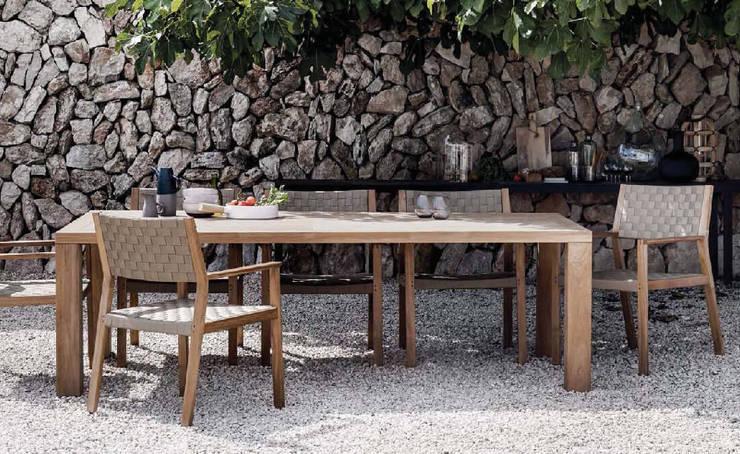GLOSTER家具戶外休閑沙發餐桌椅:  酒窖 by 北京恒邦信大国际贸易有限公司