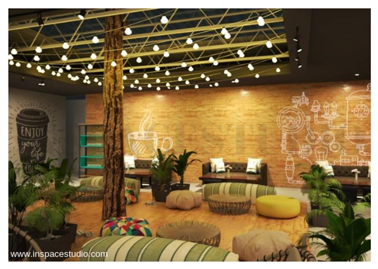 Puertorico Cafe:  Restoran by Inspace Studio