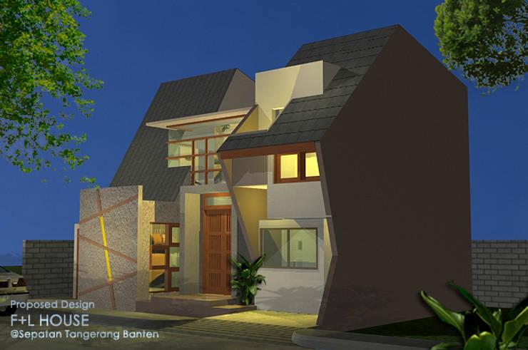 Eksterior Fasade Spandex:   by Alfaiz Design