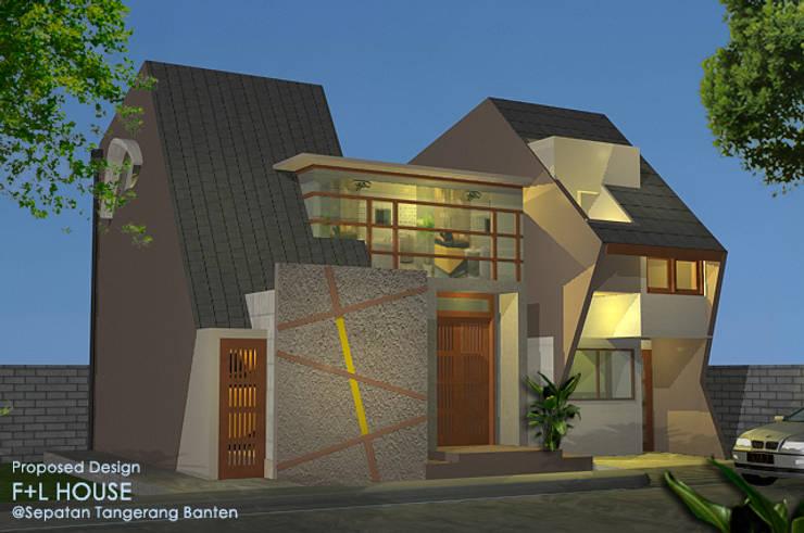 Spandex facade:   by Alfaiz Design