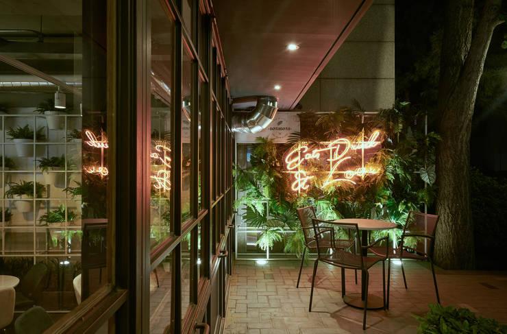 보타보타(botabota): designforn의  레스토랑,