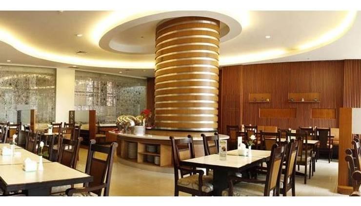 daun architect:  tarz Yemek Odası,