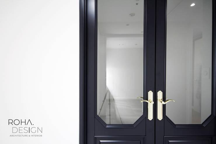 ประตู โดย 로하디자인, มินิมัล
