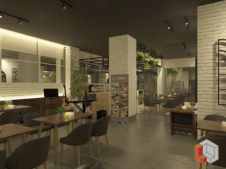 Restoran Bungur:  Restoran by Lavrenti Smart Interior