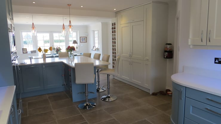 by Kitchens of Surrey