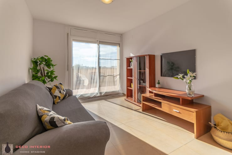 Phòng khách theo Home Staging Tarragona - Deco Interior, Hiện đại