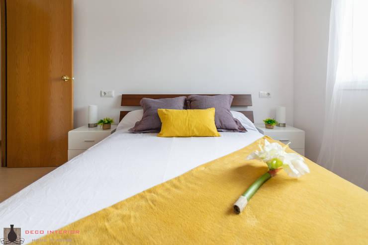 Phòng ngủ theo Home Staging Tarragona - Deco Interior, Hiện đại