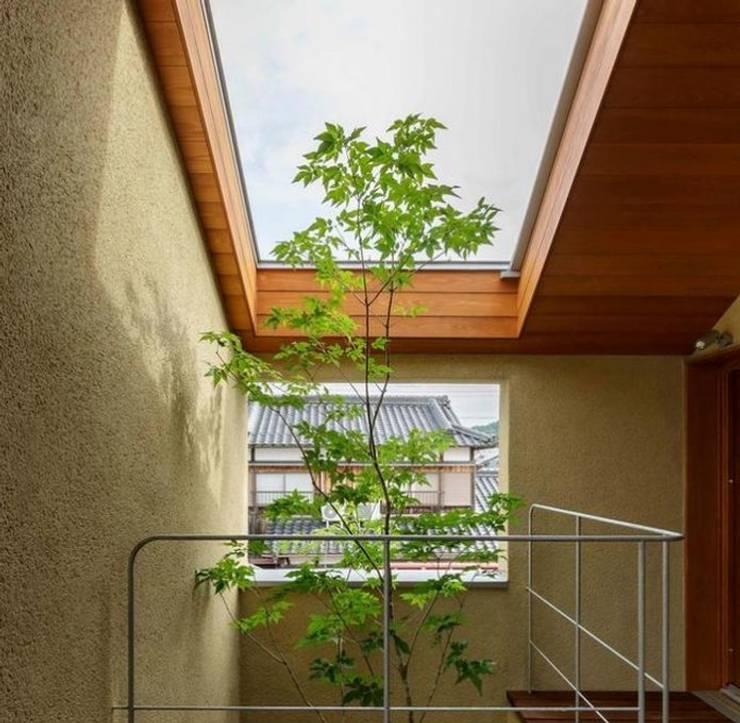 Lưu liền tay những sai lầm cần tránh khi thiết kế giếng trời:   by Kiến Trúc Xây Dựng Incocons