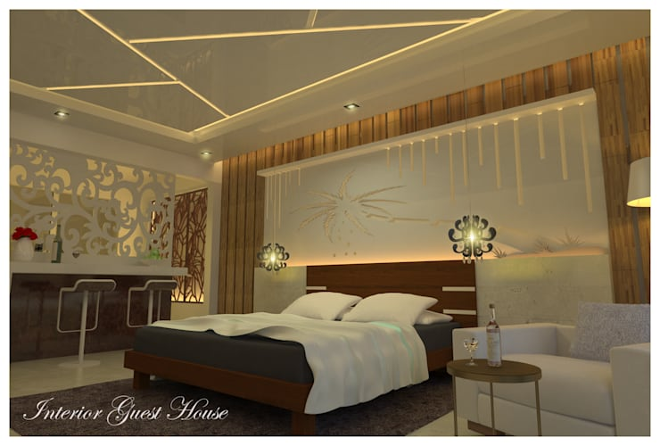 Guest house – Bitung:  Hotels by Hanry_Architect