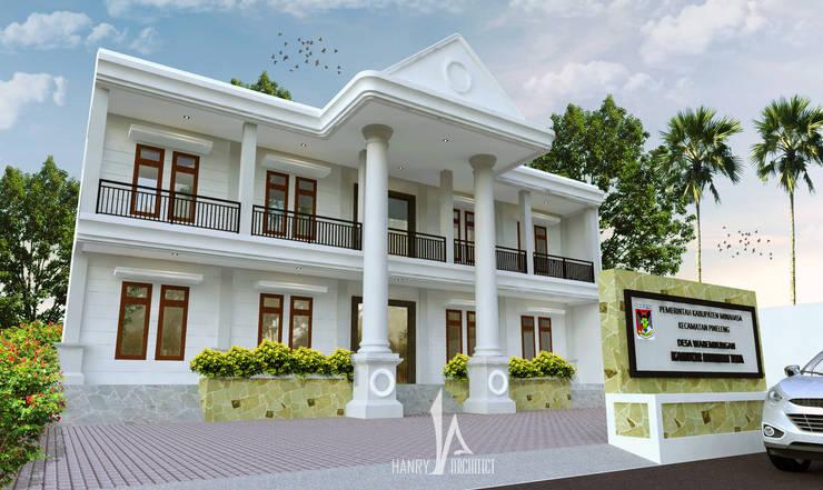 Kantor Hukum Tua - Manado :   by Hanry_Architect