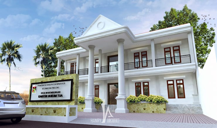 Kantor Hukum Tua – Manado :   by Hanry_Architect