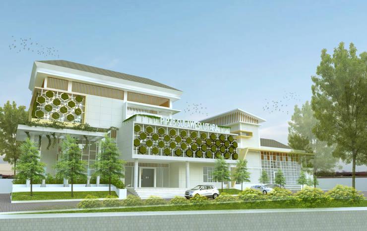 Kantor PIP2B – Manado :   by Hanry_Architect