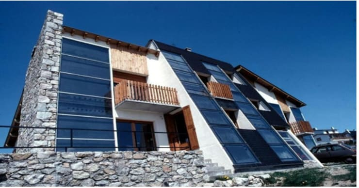 Passive house by Constru-Acción