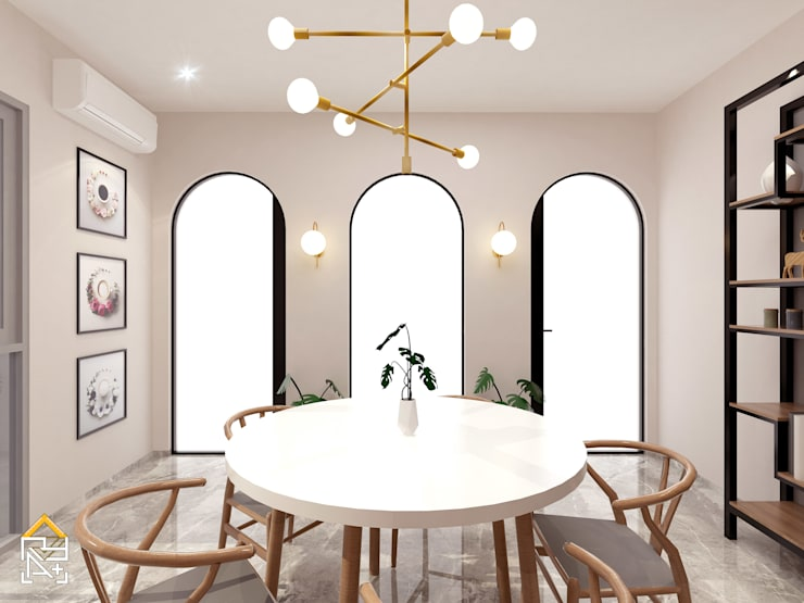 Dining Room:   by JRY Atelier