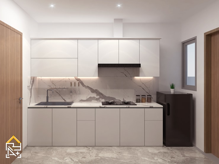 Kitchen Set:   by JRY Atelier