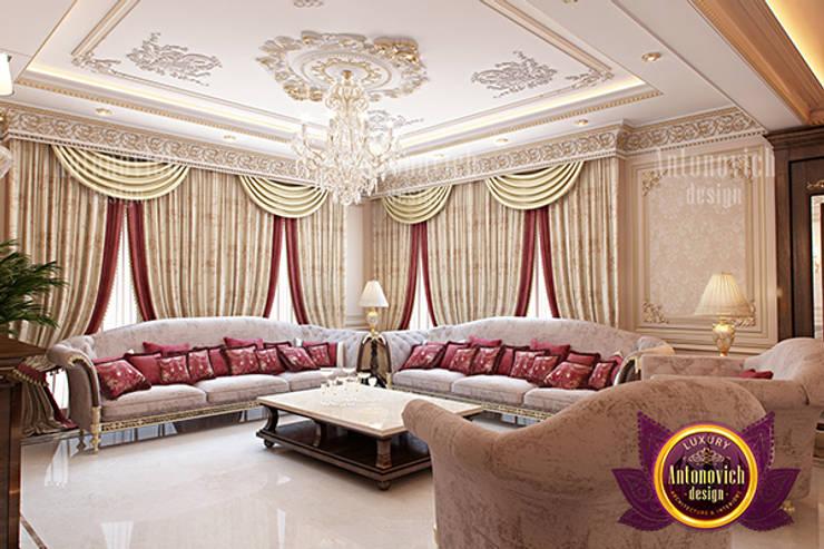 Perfect Gorgeous Interior Luxury Design:   by Luxury Antonovich Design
