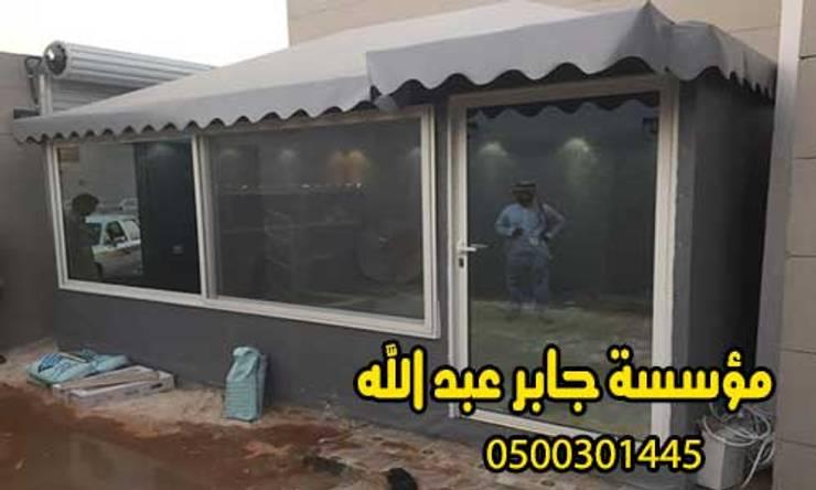 بيوت شعر المجالس بيوت شعر من الداخل والخارج0500301445:  Dining room تنفيذ هناجر ومستودعات جابر عبد الله