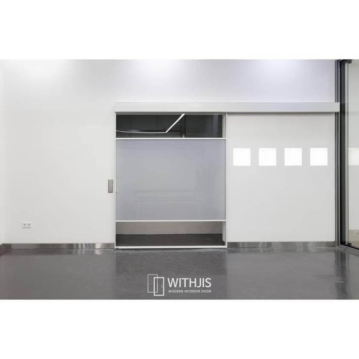 Automatic ALU-SD 1742: WITHJIS(위드지스)의  서재 & 사무실