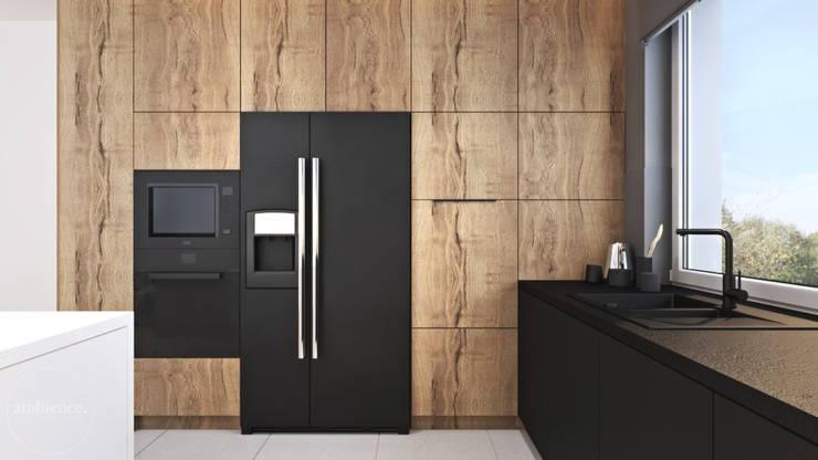 Kitchen by Ambience. Interior Design