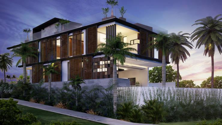 proyecto a-30:  de estilo  por studio arquitectura | Despacho de arquitectos | Cancún