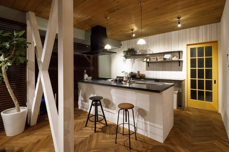 Dapur oleh dwarf, Eklektik