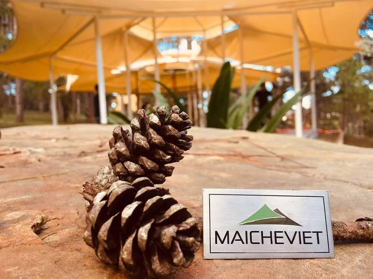 Mái che tại Ana Mandara Đà Lạt:  Vườn by Công ty TNHH Havico Việt Nam
