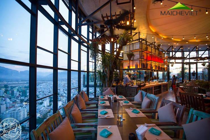 Mái che quán bar Skylight Nha Trang:  Hầm rượu by Công ty TNHH Havico Việt Nam