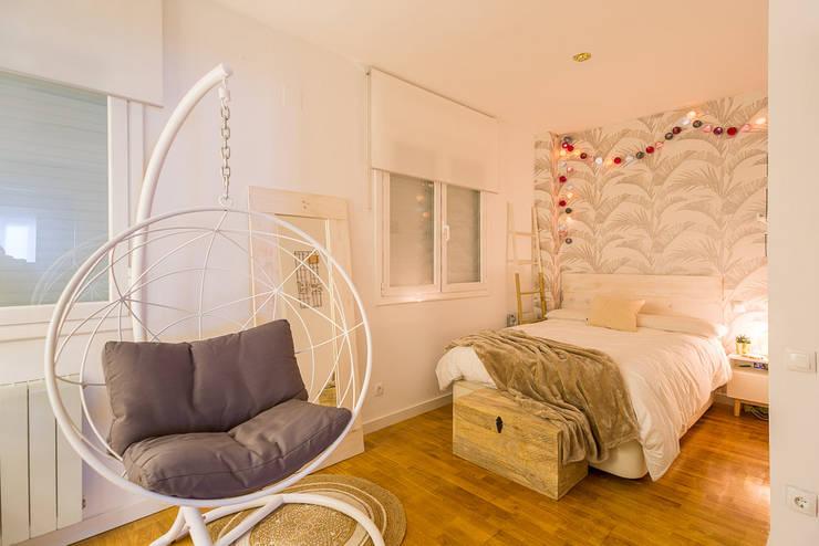 Proyecto Cartagena Dormitorios de estilo moderno de Estudi Aura, decoradores y diseñadores de interiores en Barcelona Moderno