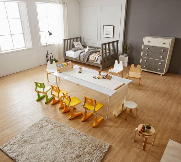 미지트: 토끼네집의  아이 방