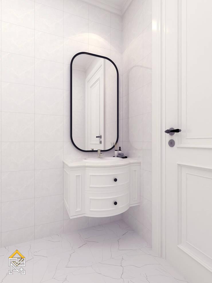 DESIGN GUEST BATHROOM Oleh JRY Atelier Klasik