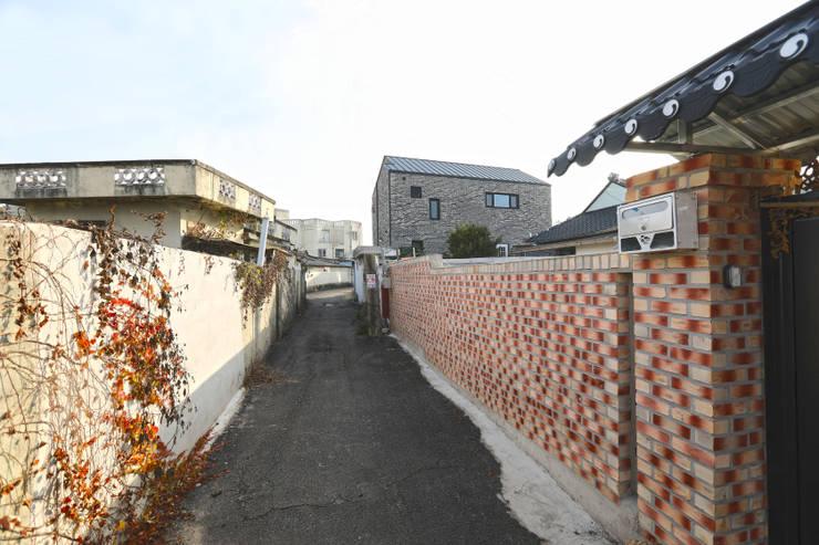 화순 석고리: 하우스톡의  주택,모던