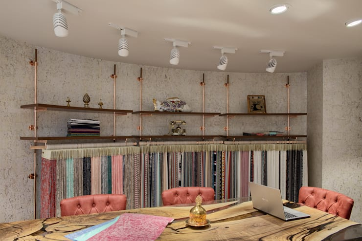 Offices & stores by ARTERRA MİMARLIK LTD.ŞTİ.