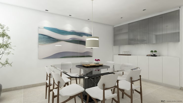 Modern style kitchen by Maria Laura Coelho Modern