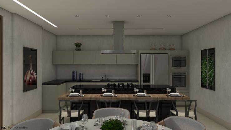 Kitchen by Maria Laura Coelho
