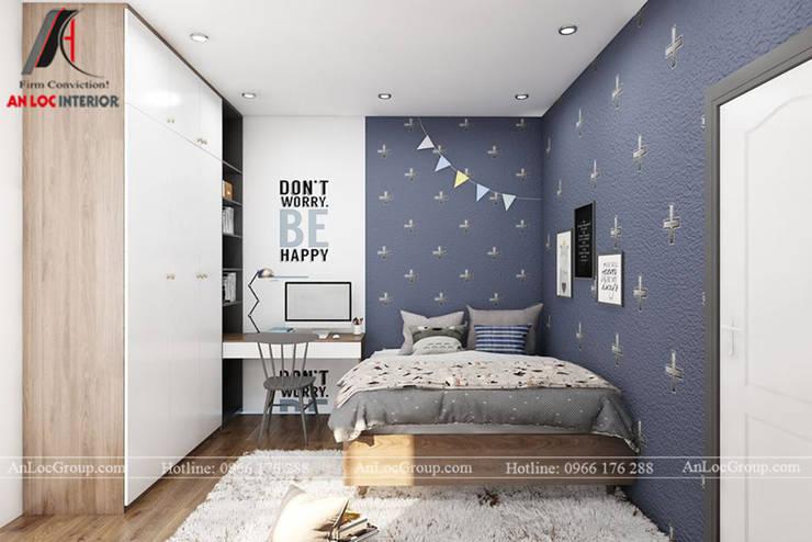 Nursery/kid's room by Nội Thất An Lộc