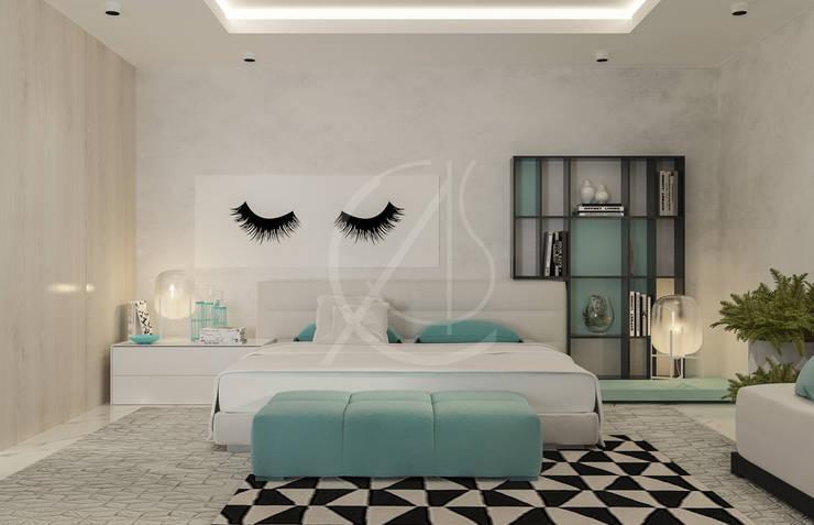 Modern Bedrooms Interior Design De Comelite Architecture ...