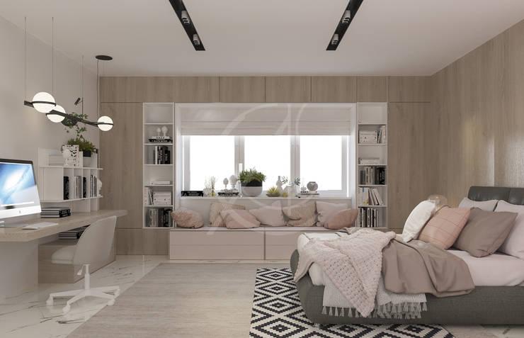 Modern Bedrooms Interior Design par Comelite Architecture ...