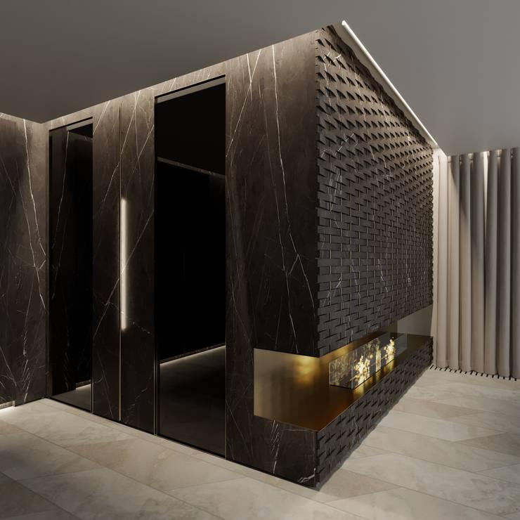 Living room by Suiten7,