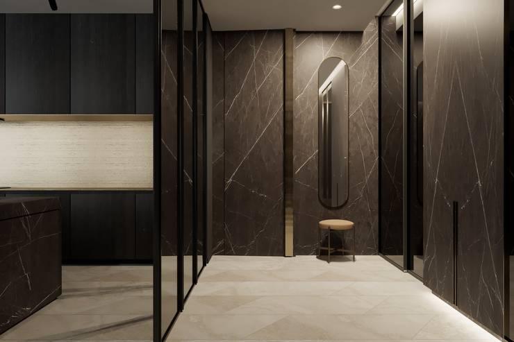 Corridor & hallway by Suiten7,