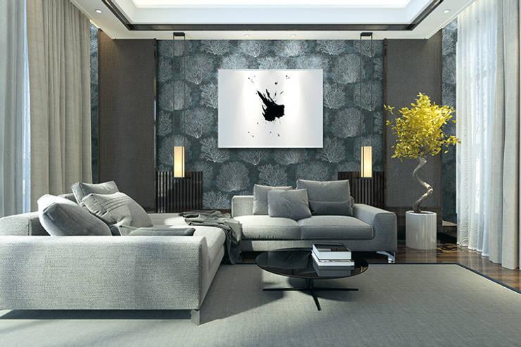 SK Concept Duvar Kağıtları  – OLIVER :  tarz Duvarlar