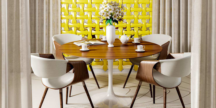 Dining room by ONART