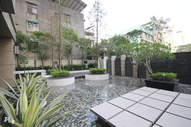 新北-敦美:  華廈 by 研舍設計股份有限公司