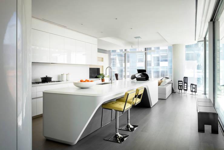 Condominios de estilo  por Zaha Hadid Architects