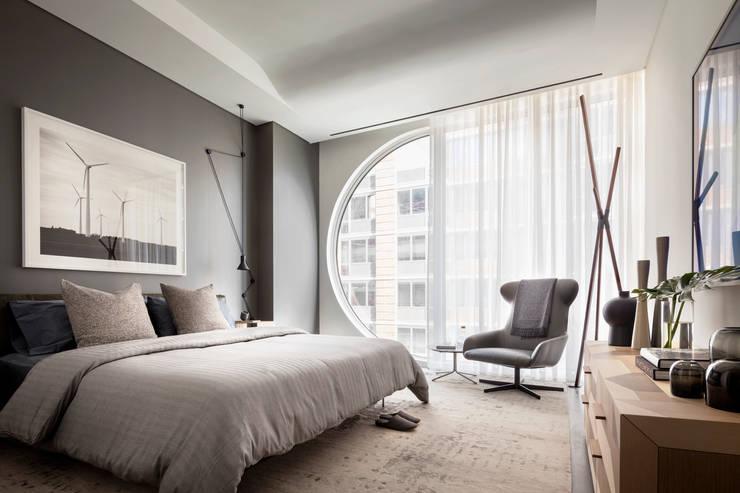 Dormitorios pequeños de estilo  por Zaha Hadid Architects
