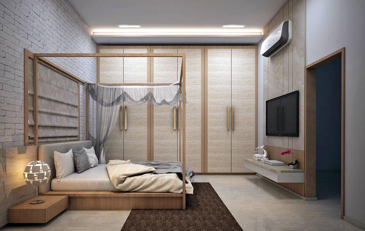 Bedroom by Inside Element,